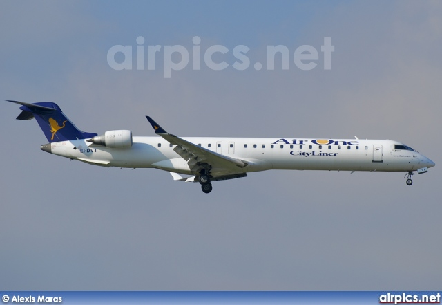EI-DVT, Bombardier CRJ-900ER, Air One