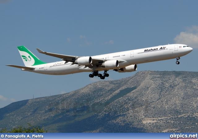 mahan airline booking