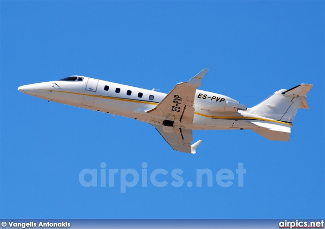 ES-PVP, Bombardier Learjet 60, Private