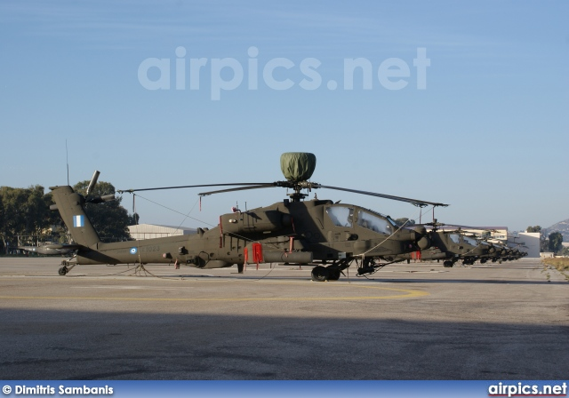 ES1023, Boeing AH-64DHA Apache Longbow, Hellenic Army Aviation
