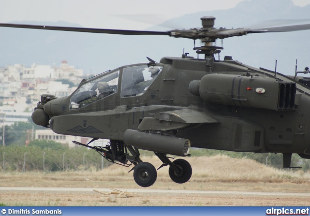 ES1030, Boeing AH-64DHA Apache Longbow, Hellenic Army Aviation