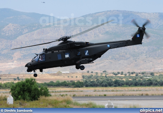 ES844, Eurocopter NH-90 TGRA, Hellenic Army Aviation