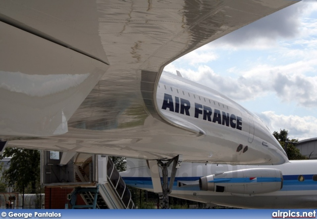 F-BVFC, Aerospatiale-BAC Concorde  101, Air France