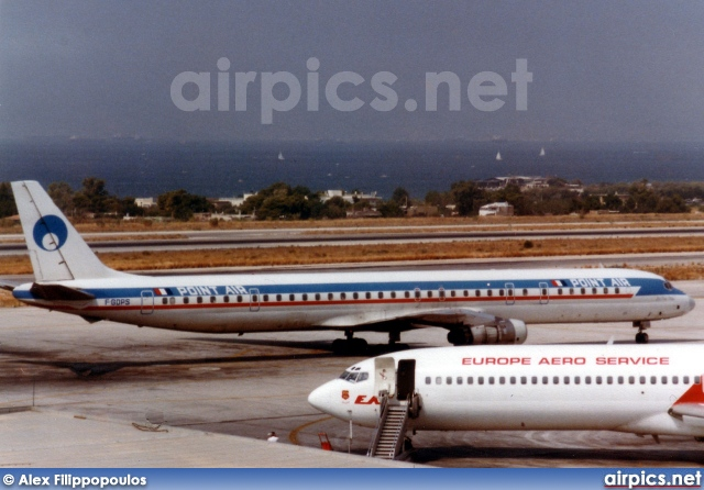 F-GDPS, Douglas DC-8-61, Point Air