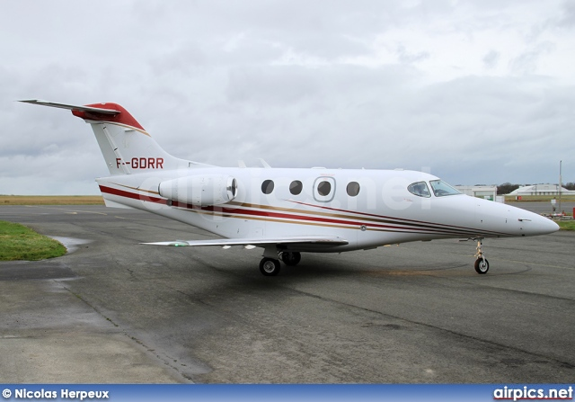 F-GDRR, Hawker (Beechcraft) 390 Premier IA, Untitled