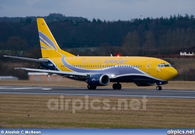 F-GIXB, Boeing 737-300(QC), Europe Airpost