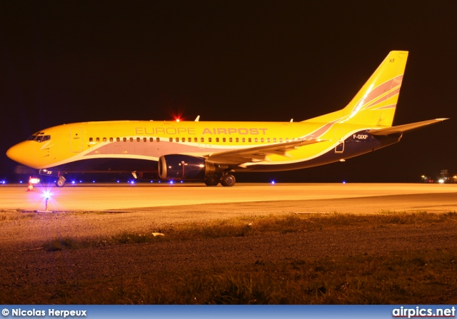 F-GIXF, Boeing 737-300(QC), Europe Airpost