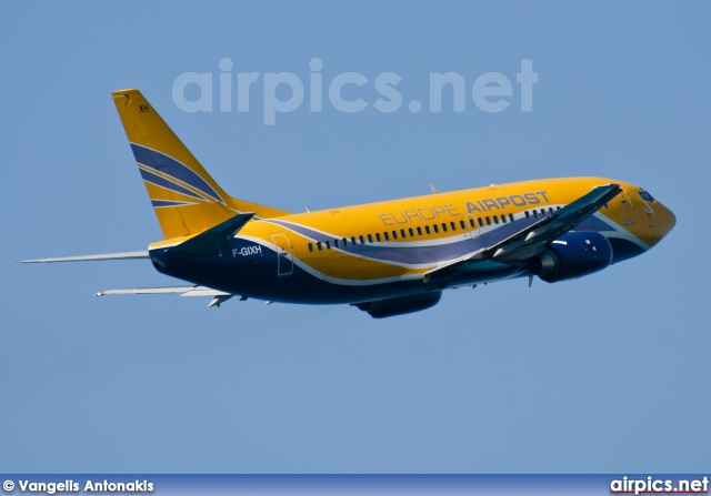 F-GIXH, Boeing 737-300(QC), Europe Airpost