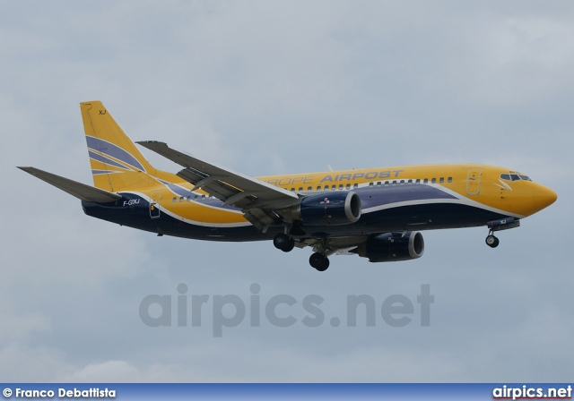 F-GIXJ, Boeing 737-300, Europe Airpost