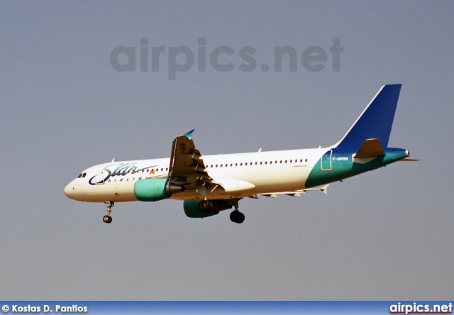 F-GRSN, Airbus A320-200, Star Airlines