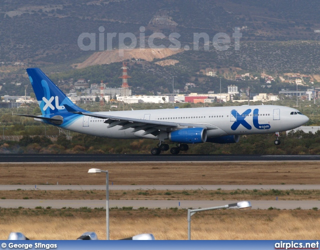 F gseu airbus a330 200 xl airways france for Airbus a330 xl airways interieur