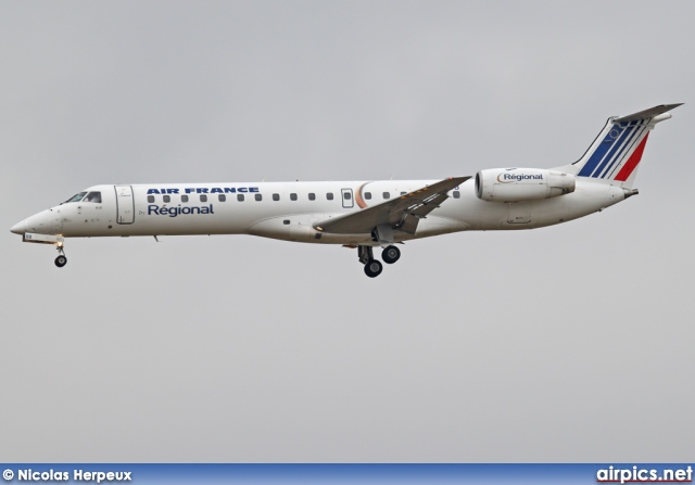 F-GUBB, Embraer ERJ-145MP, Regional