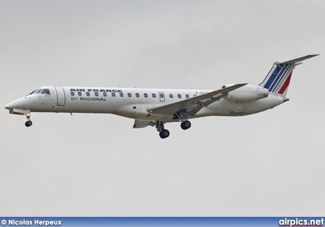 F-GUFD, Embraer ERJ-145MR, Regional