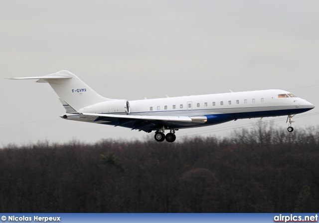 F-GVMV, Bombardier Global Express XRS, Untitled