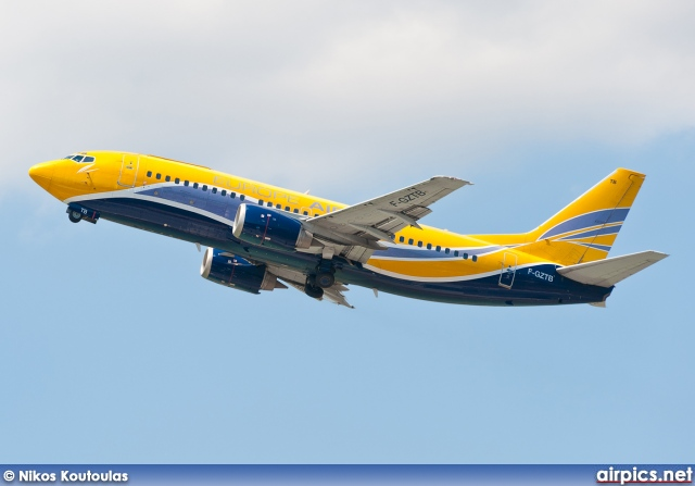 F-GZTB, Boeing 737-300F, Europe Airpost