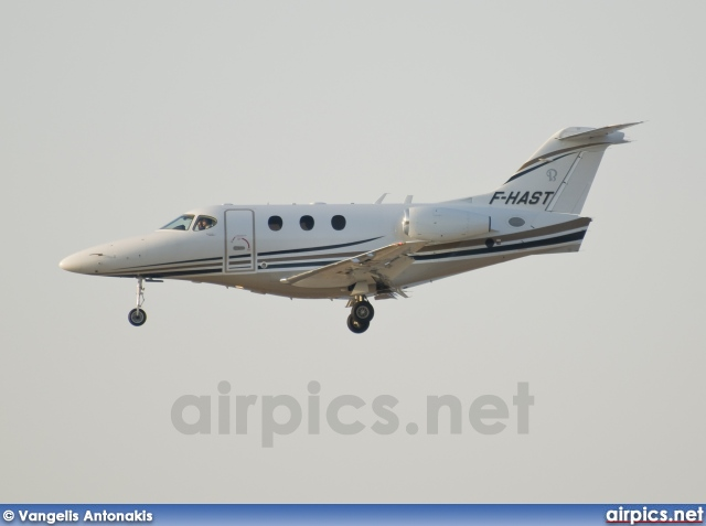 F-HAST, Raytheon 390 Premier I, Private