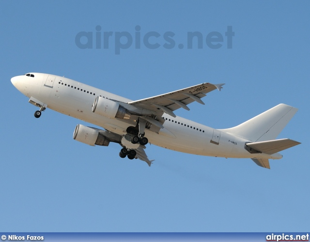 F-HBOS, Airbus A310-300, Blue Line