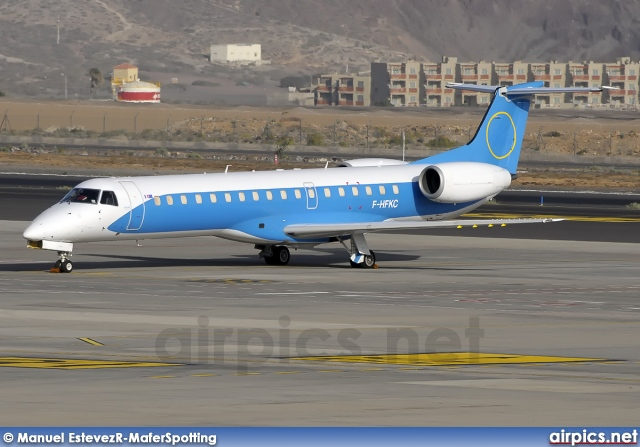 F-HFKC, Embraer ERJ-145LR, Untitled