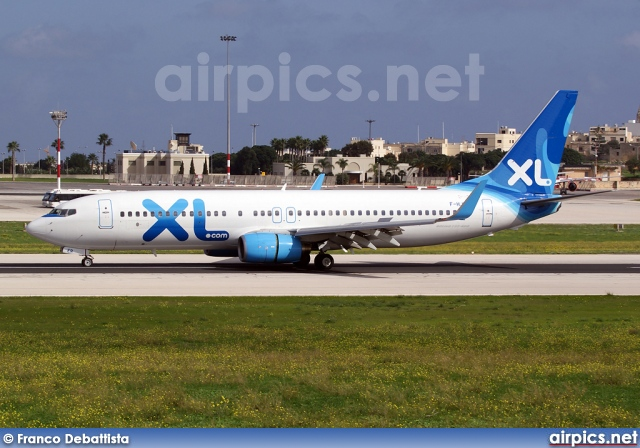 F-HJER, Boeing 737-800, XL Airways France