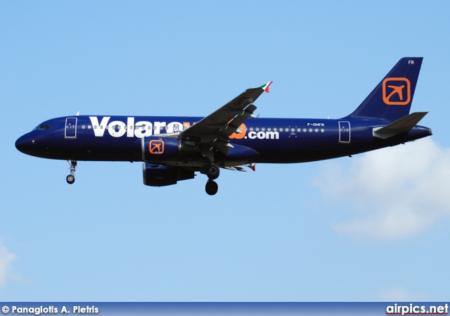 F-OHFR, Airbus A320-200, Volare Airlines