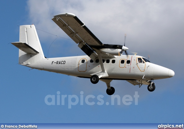 F-RACD, De Havilland Canada DHC-6-300 Twin Otter, French Air Force