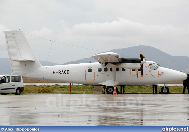 F-RACD, De Havilland Canada DHC-6-300 Twin Otter, Untitled