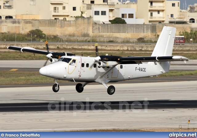 F-RACE, De Havilland Canada DHC-6-300 Twin Otter, French Air Force