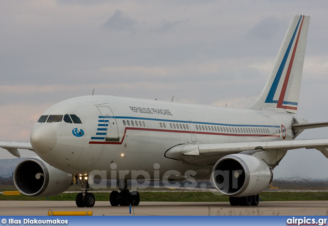 F-RADA, Airbus A310-300, French Air Force