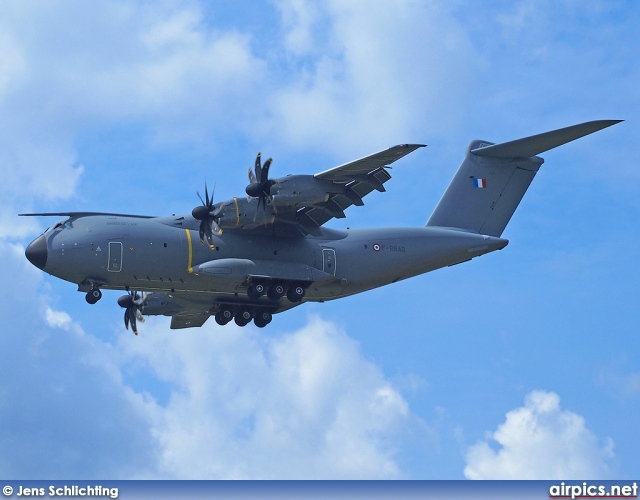 F-RBAB, Airbus A400M Grizzlly, French Air Force