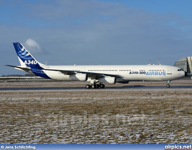 F-WWAI, Airbus A340-300, Airbus Industrie