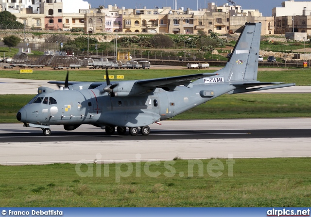 F-ZWML, Casa CN235-100MPA, Turkish Navy