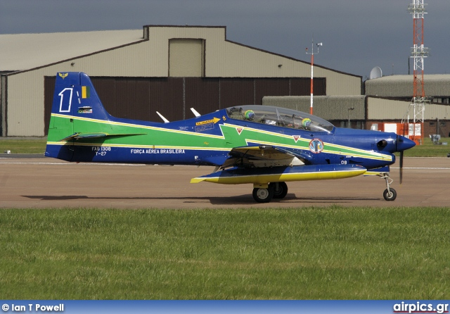 FAB-1308, Embraer T-27 Tucano, Brazilian Air Force
