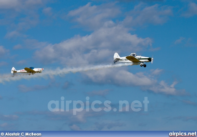 G-BDPJ, Piper PA-25-235 Pawnee, Swift Aerobatic Display Team