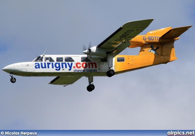 airpics net - G-BDTO, Britten-Norman BN-2A Mk III-2 Trislander