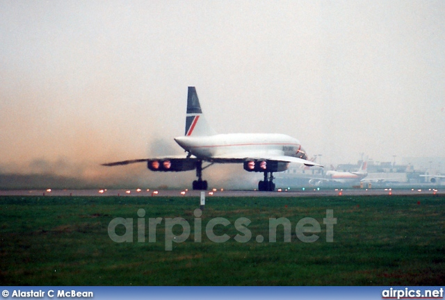 G-BOAE, Aerospatiale-BAC Concorde  102, British Airways