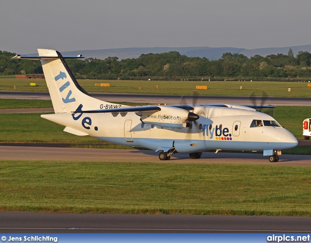 G-BWWT, Dornier  328-110, flybe.British European