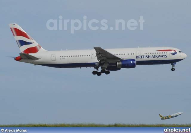 G-BZHA, Boeing 767-300ER, British Airways