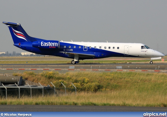 G-CGMB, Embraer ERJ-135ER, Eastern Airways