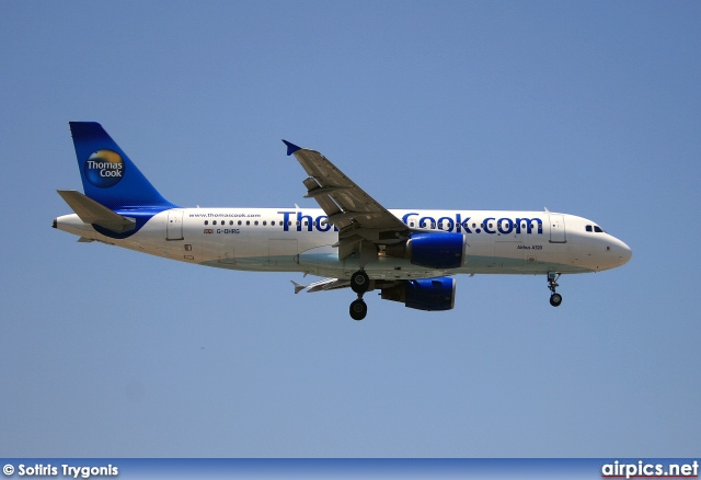 G-DHRG, Airbus A320-200, Thomas Cook Airlines