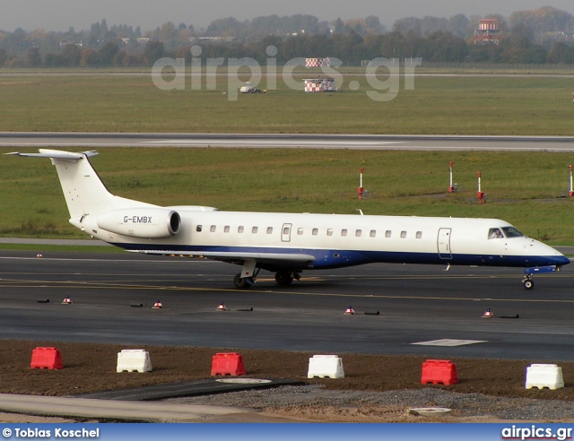 G-EMBX, Embraer ERJ-145EU, Untitled