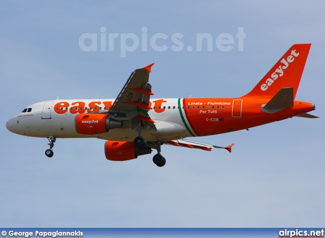 how to get on the easyjet site