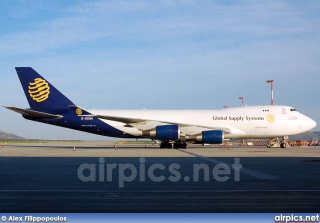G-GSSA, Boeing 747-400F(SCD), Global Supply Systems