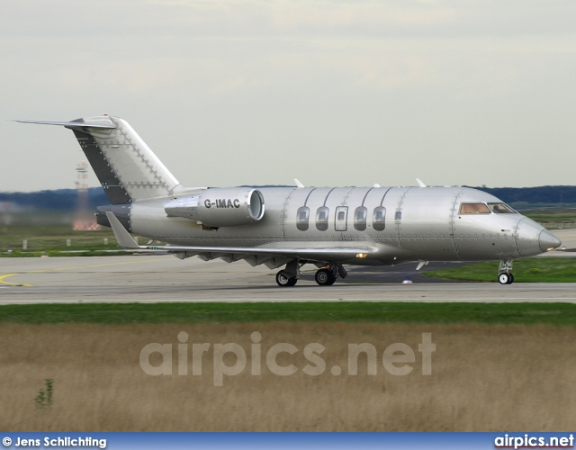 G-IMAC, Bombardier Challenger 600-CL-601, Private