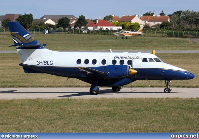 G-ISLC, British Aerospace JetStream 32, Blue Islands