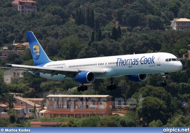 G-JMAB, Boeing 757-300, Thomas Cook Airlines