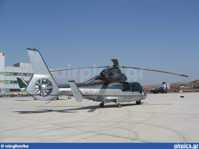 G-LCPL, Aerospatiale (Eurocopter) AS 365-N2 Dauphin, Private