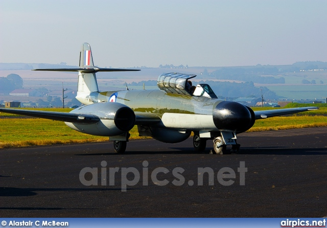 G-LOSM, Gloster Meteor NF.11, Private