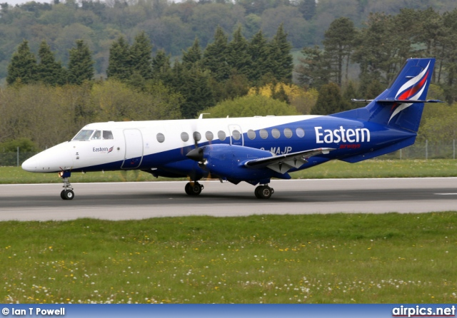 G-MAJP, British Aerospace JetStream 41, Eastern Airways