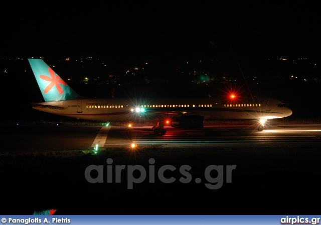 G-OOBD, Boeing 757-200, First Choice Airways