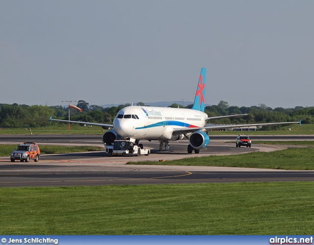 G-OOPE, Airbus A321-200, First Choice Airways